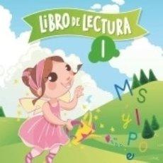 Libros: CRECELETRAS LIBRO DE LECTURA I. Lote 173571968