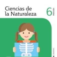 Libros: CIENCIAS DE LA NATURALEZA 6 PRIMARIA SABER HACER CONTIGO. Lote 175172989