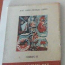 Libros: FORMACION DEL ESPÍRITU NACIONAL DE MENDOZA GUINEA SEGUNDO CURSO AÑO 1955. Lote 176055199