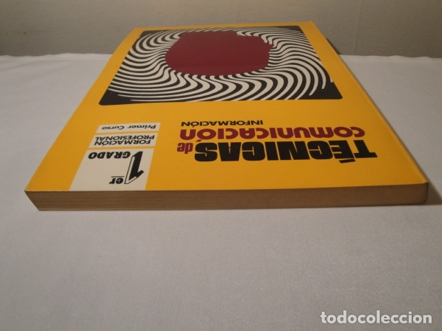 Libros: Técnicas de Comunicación. Información 1º Grado. Formación Profesional, Primer Curso. Año 1976. Nuevo - Foto 10 - 176693967