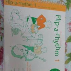 Livros: FLIP A RHYTHM. Lote 176697242