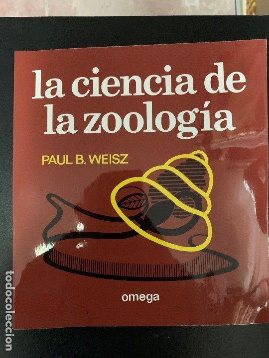 LA CIENCIA DE LA ZOOLOGIA (Libros Nuevos - Libros de Texto - Ciclos Formativos - Grado Superior)