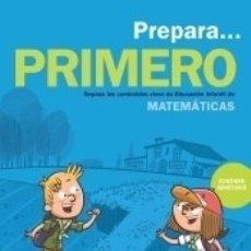 Libros: PREPARA MATEMÁTICAS 1. Lote 177279324
