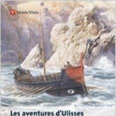 Libros: LES AVENTURES DULISSES-C.ADAPTATS-. Lote 178765857