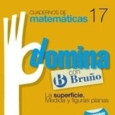 Libros: CUADERNOS DOMINA MATEMÁTICAS 17. Lote 178944350