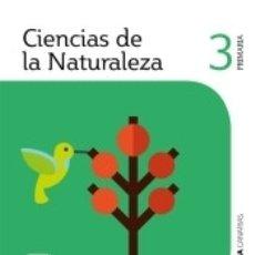 Libros: CIENCIAS DE LA NATURALEZA 3 PRIMARIA SABER HACER CONTIGO. Lote 179139888
