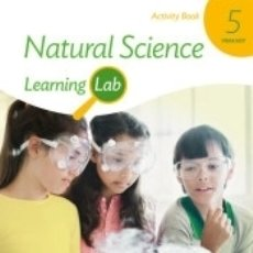 Libros: LEARNING LAB NAT SCIEN ACTIVITY 5PRM. Lote 179139981