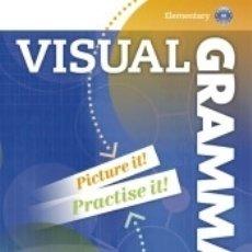 Libros: VISUAL GRAMMAR ELEMENTARY A2 RICHMOND. Lote 179139986