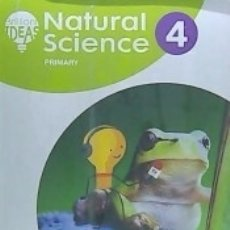 Libros: PACK NATURAL SCIENCE 4. PUPILS BOOK + BRILLIANT BIOGRAPHY. TRAVEL AND TRANSPORT. Lote 179245467