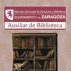 Libros: TEMARIO 2 AUXILIAR DE BIBLIOTECA DEL PATRONATO MUNICIPAL DE EDUCACIÓN Y BIBLIOTECAS DEL. Lote 179393490