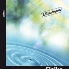 Libros: FISIKA II. Lote 179505021