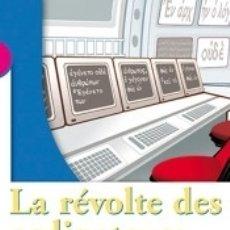 Libros: LA RÉVOLTE DES ORDINATEURS. Lote 179950630