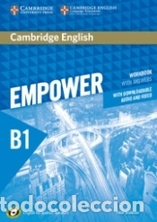 CAMBRIDGE ENGLISH EMPOWER FOR SPANISH SPEAKERS B1 WORKBOOK WITH ANSWERS, WITH DOWNLOADABLE AUDIO (Libros Nuevos - Libros de Texto - Infantil y Primaria)