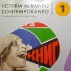 Libros: BACH 1º Hª MUNDO CONTEMPORANEO 11. Lote 180025501