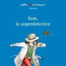 Libros: SAM, LA SUPERDETECTIVE. Lote 180098917