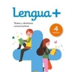 Libros: LENGUA+ TAREAS Y DESTREZAS COMUNICATIVAS 4 PRIMARIA. Lote 180106053
