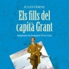 Libros: ELS FILLS DEL CAPITÀ GRANT. COL·LECCIÓ DUAL 3. Lote 180329741