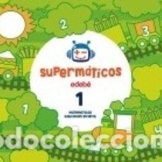 Libros: CUADERNO MATEMATICAS PACK PRIMER TRIMESTRE INFANTIL 3 AÑOS (CASTELLANO). Lote 180349257