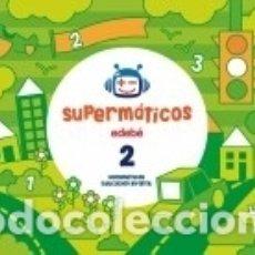 Libros: SUPERMÁTICOS CUADERNO 2. Lote 180349327