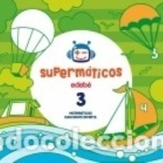 Libros: SUPERMÁTICOS CUADERNO 3. Lote 180349348