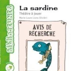 Libros: LA SARDINE. Lote 180439796