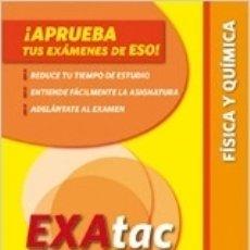 Libros: EXATAC 3 FISICA Y QUIMICA. Lote 180464175