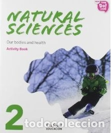 NEW THINK DO LEARN NATURAL SCIENCES 2. ACTIVITY BOOK PACK (AMBER EDITION) (Libros Nuevos - Libros de Texto - ESO)