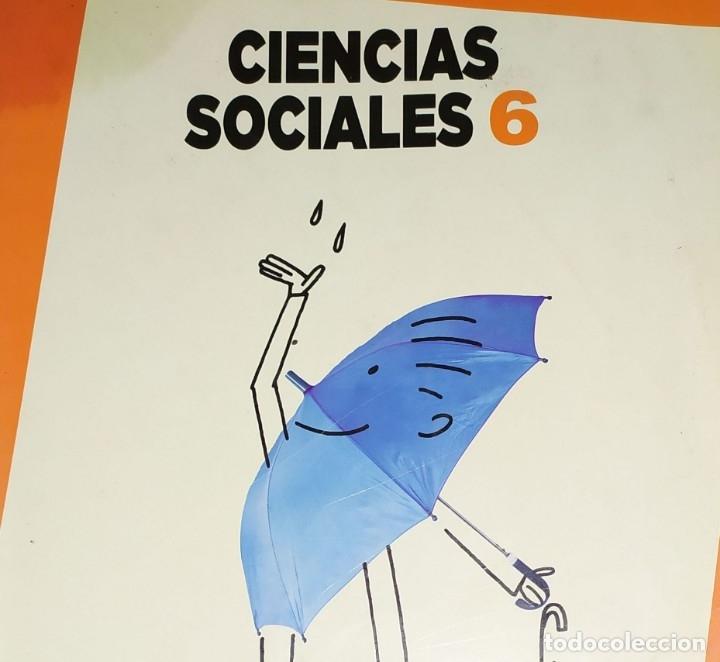LIBRO DE TEXTO 6 ANAYA CIENCIAS SOCIALES (Libros Nuevos - Libros de Texto - ESO)
