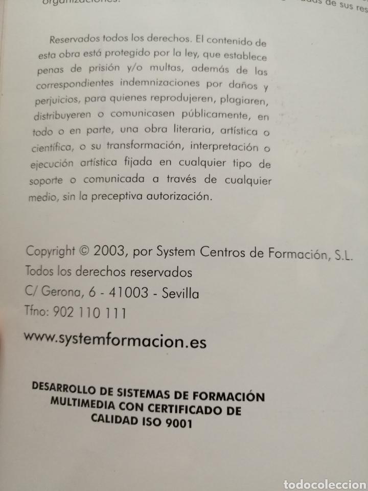 Libros: Curso de Facturación y Almacén. 2003 - Foto 3 - 182969786