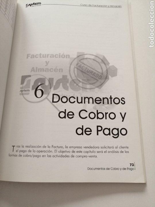 Libros: Curso de Facturación y Almacén. 2003 - Foto 9 - 182969786