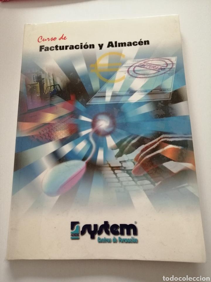 CURSO DE FACTURACIÓN Y ALMACÉN. 2003 (Libros Nuevos - Libros de Texto - Ciclos Formativos - Grado Medio)
