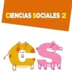 Libros: CIENCIAS SOCIALES, 2º PRIMARIA. Lote 183166605