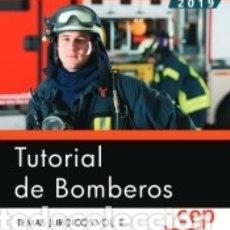 Libros: TUTORIAL DE BOMBEROS. TEMAS JURÍDICOS VOL.II. Lote 183188361