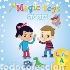 Libros: MAGIC TOYS: STORIES. LEVEL A. CLASS FOLDER. Lote 183389855