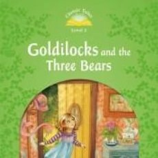 Libros: CLASSIC TALES 3. GOLDILOCKS AND THE THREE BEARS. MP3 PACK 2ND EDITION. Lote 183883056