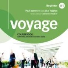 Libros: VOYAGE A1. STUDENTS BOOK + WORKBOOK+ PRACTICE PACK WITHOUT KEY. Lote 183891591