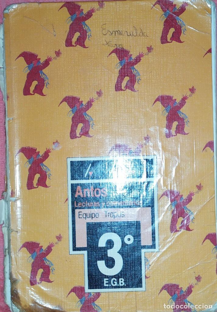 LIBRO DE TERCERO DE EGB LECTURA Y COMENTARIOS (Libros Nuevos - Libros de Texto - Infantil y Primaria)