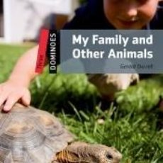 Libros: DOMINOES 3. MY FAMILY AND OTHER ANIMALS MP3 PACK. Lote 185995633