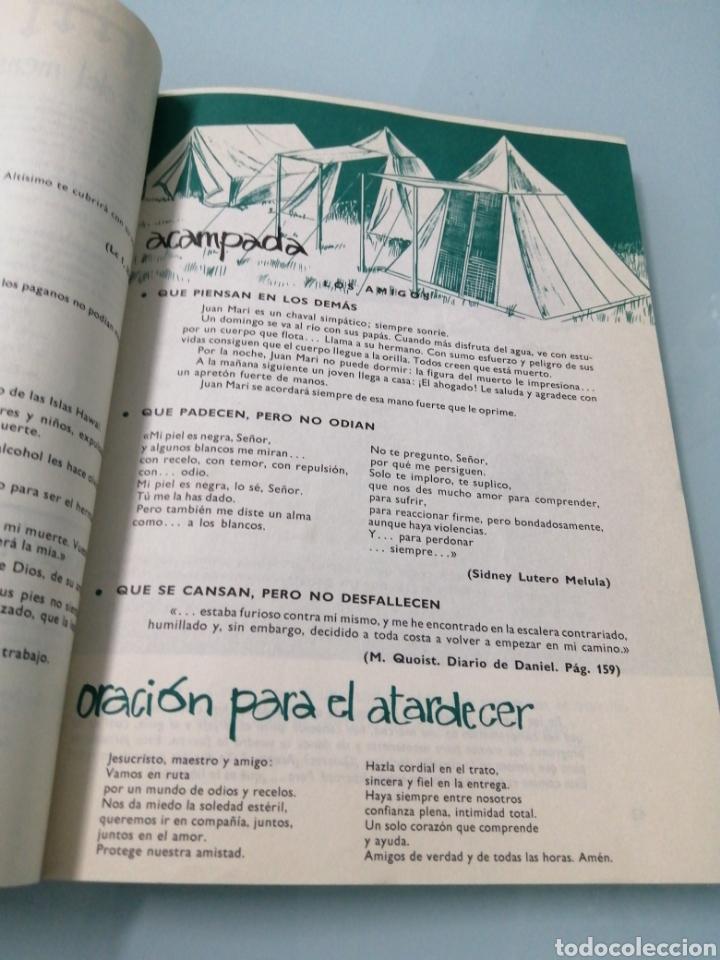 Libros: DOS VOLÚMENES EL HOMBRE EN EL CAMINO DE JESUCRISTO. BRUÑO. EN EL CAMINO DE JESUCRISTO. PPC.1969-1970 - Foto 5 - 188467241