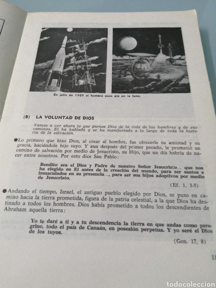 Libros: DOS VOLÚMENES EL HOMBRE EN EL CAMINO DE JESUCRISTO. BRUÑO. EN EL CAMINO DE JESUCRISTO. PPC.1969-1970 - Foto 10 - 188467241