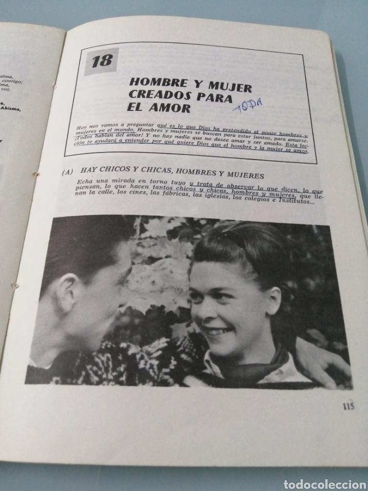 Libros: DOS VOLÚMENES EL HOMBRE EN EL CAMINO DE JESUCRISTO. BRUÑO. EN EL CAMINO DE JESUCRISTO. PPC.1969-1970 - Foto 11 - 188467241
