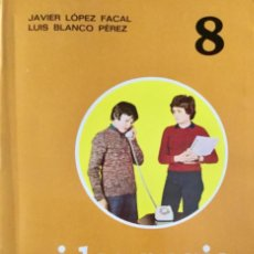 Libros: MI LENGUAJE 8º EGB. EDEVIVES. AÑO 1977. SIN USAR. Lote 189279181