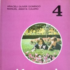 Libros: MI LENGUAJE 4º EGB. EDELVIVES. AÑO: 1974. SIN USAR.. Lote 189280408