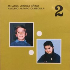 Libros: LEO Y COMENTO 2º EGB. EDELVIVES. AÑO: 1979. SIN USAR.. Lote 189330487