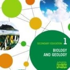 Libros: BIOLOGY AND GEOLOGY 1.. Lote 190906131