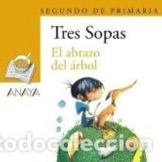 Libros: BLÍSTER EL ABRAZO DEL ÁRBOL 2º DE PRIMARIA. Lote 190928397