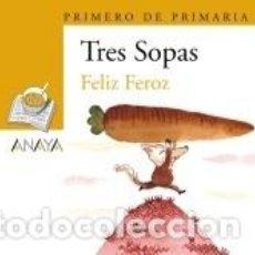 Libros: BLÍSTER FELIZ FEROZ 1º DE PRIMARIA. Lote 190928421