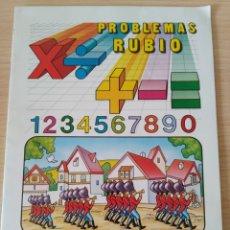Libros: PROBLEMAS RUBIO. MULTIPLICAR POR VARIAS CIFRAS 3A. NUEVO. Lote 191258417