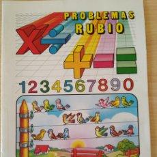 Libros: PROBLEMA RUBIO. 3 MULTIPLICAR POR UNA CIFRA. NUEVO. Lote 191270273