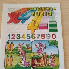 Libros: PROBLEMA RUBIO. DIVIDIR POR UNA CIFRA 4. NUEVO. Lote 191270535